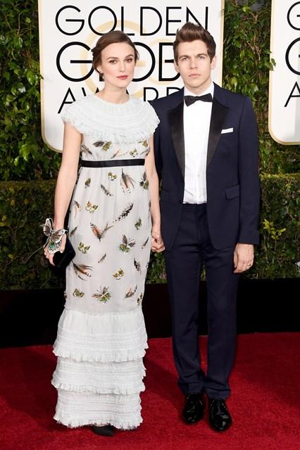 Keira Knightley mặc thiết kế Chanel