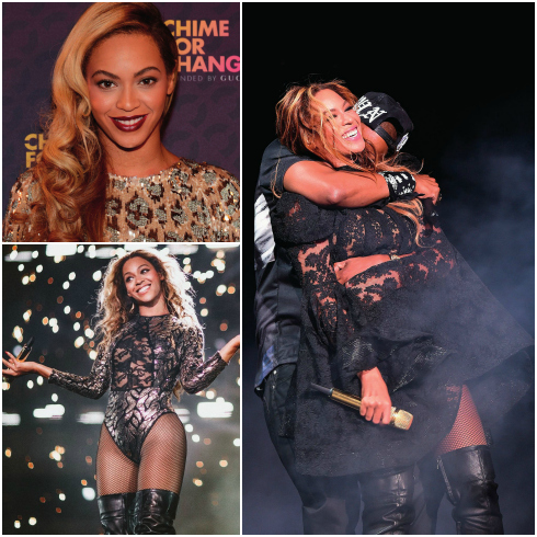 ellevn Beyonce