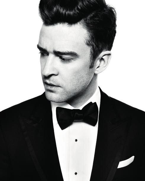 ca si Justin Timberlake