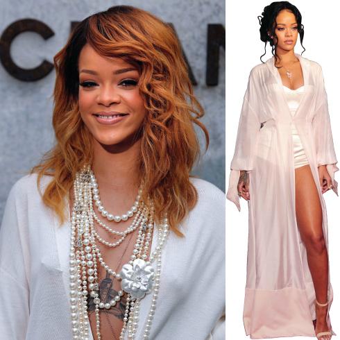 ellevn Rihanna