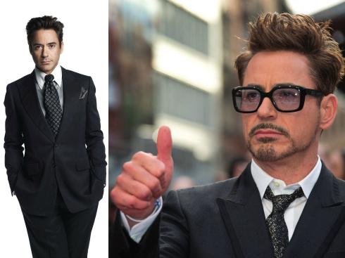 dien vien Robert Downey Jr