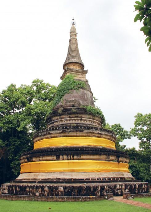 Học thiền Anapanasati ở Thái Lan