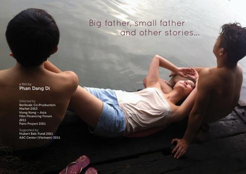 """""""Cha và con và..."""" - một trong ba đại diện của châu Á - góp mặt trong danh sách phim tranh giải """"Gấu Vàng"""" và """"Gấu Bạc"""" của LHP Quốc tế Berlin lần thứ 65."""