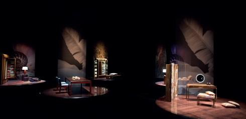 Những thiết kế của Armani Casa là sự hòa quyện giữa cảm hứng Á Đông với kỹ thuật lành nghề của Ý.