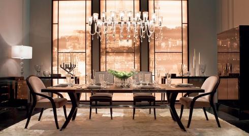 Các sản phẩm trang trí nội thất của Fendi Casa.
