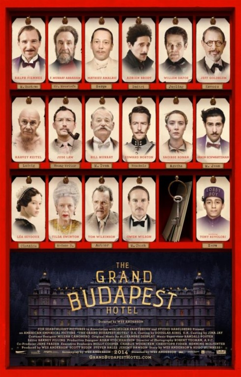Phim The Grand Budapest Hotel