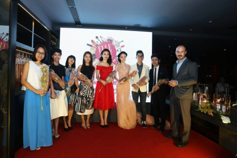 Ban giám khảo của ELLE Beauty Awards 2014