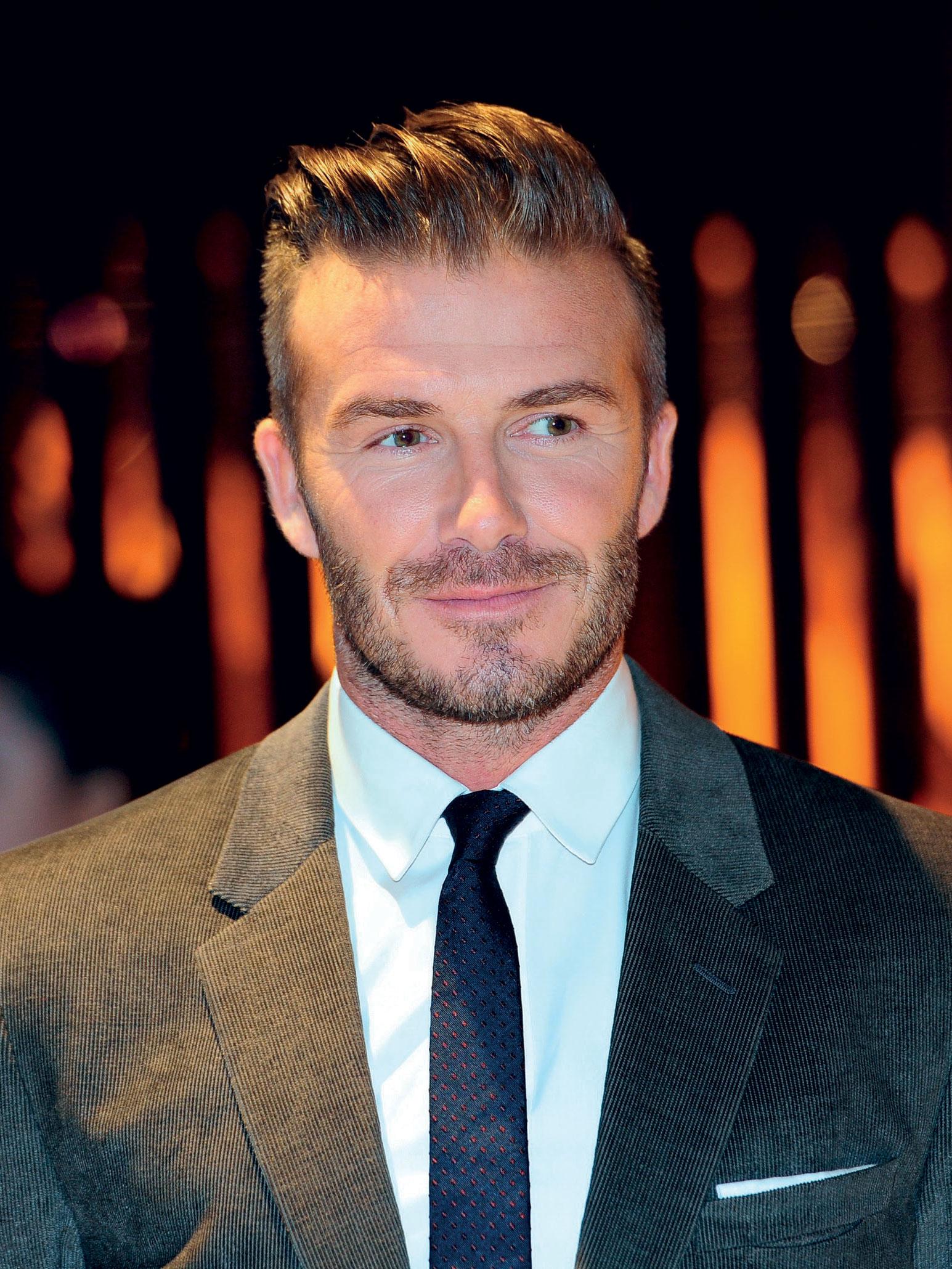 David Beckham - Người đàn ông hoàn hảo