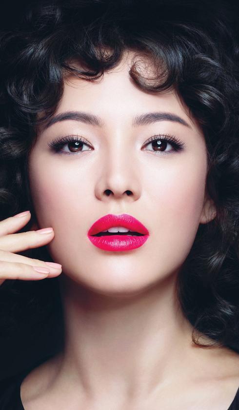 ellevn bi quyet lam dep cua dien vien Song Hye Kyo