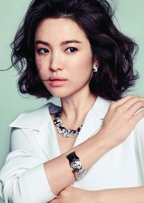 ellevn bi quyet lam dep Song Hye Kyo