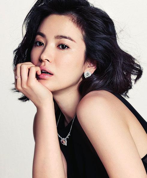 ellevn bi quyet lam dep cua Song Hye Kyo