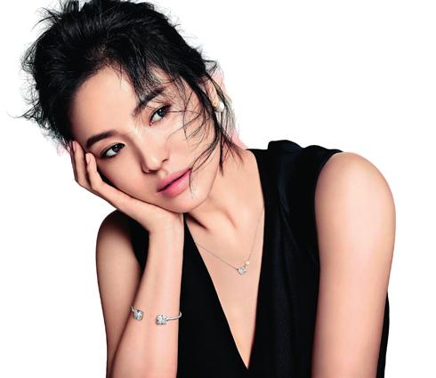 ellevn Song Hye Kyo bi quyet lam dep