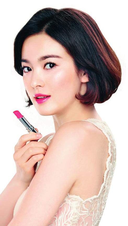 ellevn Song Hye Kyo