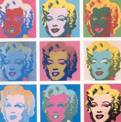 Marilyn Monroe - thoi trang duoi goc nhin biem hoa