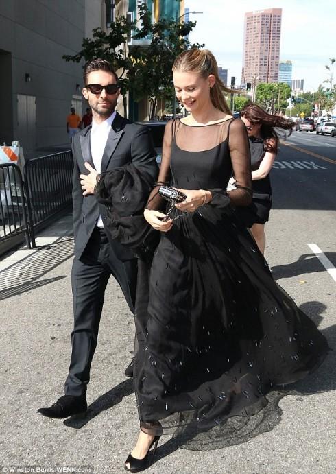 đám cưới của Adam Levine & Behati Prinsloo