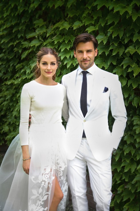 đám cưới của olivia palermo va johannes huebl