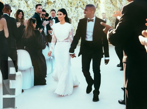 đám cưới của Kim Kardashian & Kanye West