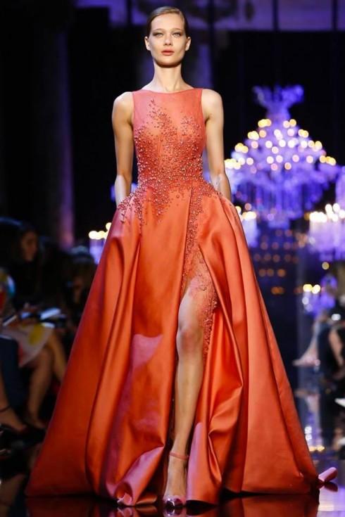 Trang phục thảm đỏ Elie Saab