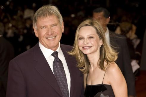 Cặp đôi Calista Flockhart và Harrison Ford đã đánh dấu ngày Valentine bằng một lễ đính hôn
