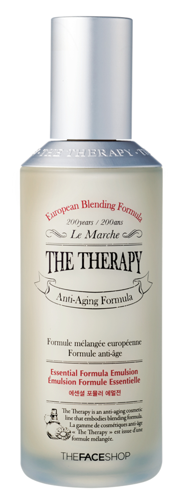 THE THERAPY EMULSION