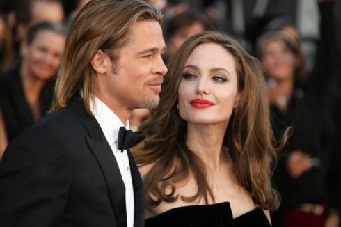 Cặp đôi Brangelina đã kỷ niệm Valentine bằng việc trồng một cái cây