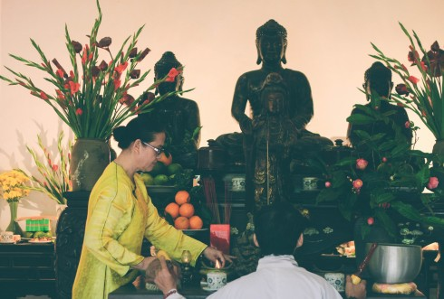 Bội Trân Viên là nơi lưu giữ các giá trị kiến trúc Pháp thuộc và cung đình Huế cùng các BST về gốm sứ, tượng cổ đặc trưng của nhiều nền văn hóa trên đất Việt, tư liệu và sách nghiên cứu về mỹ thuật truyền thống và đương đại của Việt Nam và trên thế giới. Nữ họa sĩ sở hữu một khối lượng tranh đồ sộ.
