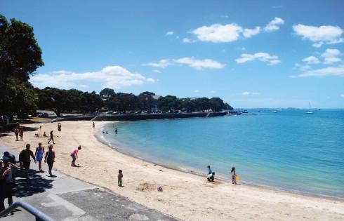 Một vùng biển của New Zealand