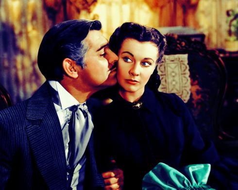 Scarlett và Rhett Butler