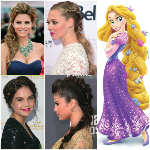 Kiểu tóc công chúa