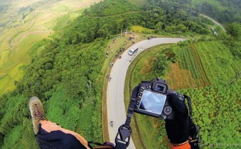 Đèo Khau Phạ du lịch Tây Bắc