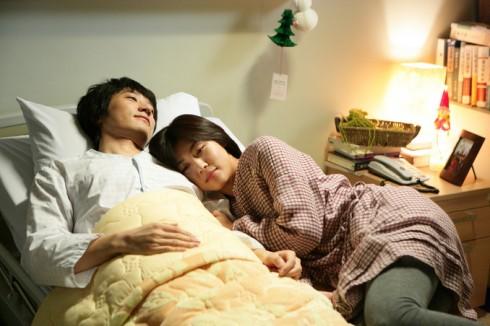 Tình yêu của  Ji-soo và Jong-woo vẫn đẹp cho dù không toàn vẹn