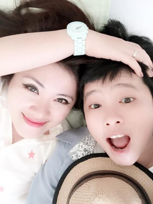 Cặp đôi hạnh phúc với chuyện tình 13 năm Tăng Ái Linh - Thanh Phương