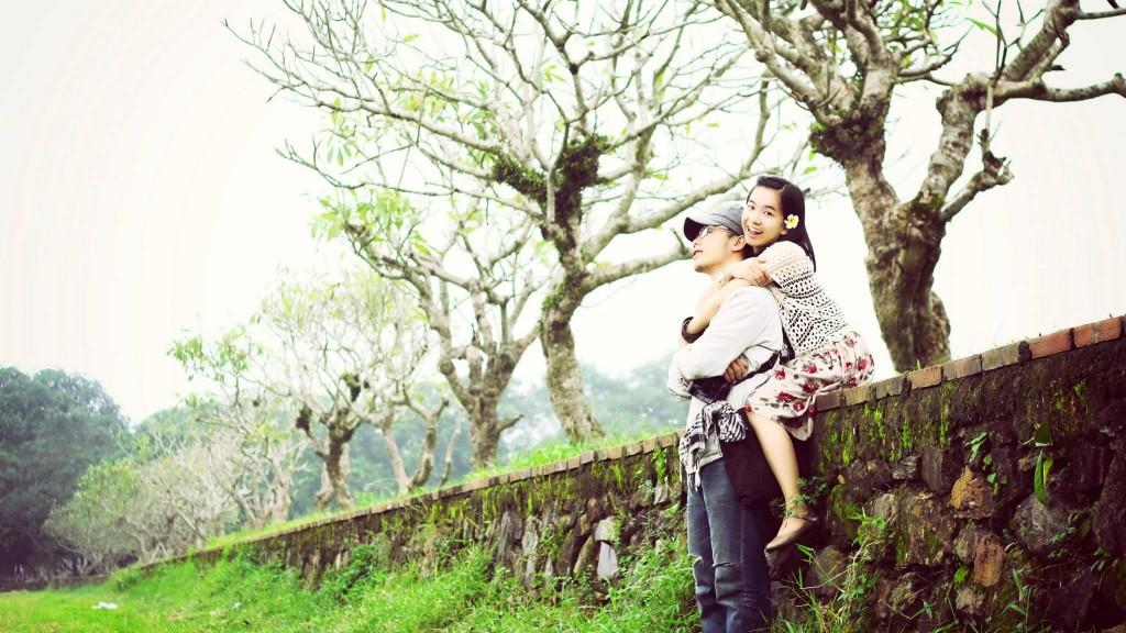 Cặp đôi Nguyên Quốc - Hoài Mơ