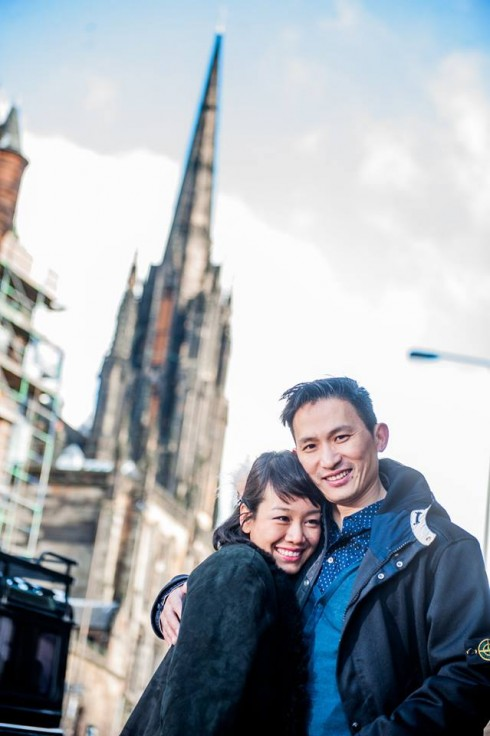 Cặp đôi Thùy Linh - Chi Nim