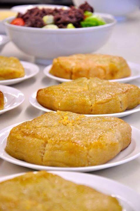 Những món ăn truyền thống được các du học sinh nấu nướng rất khéo léo