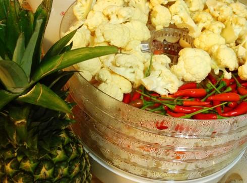 Nhiều món ăn được chuẩn bị cho ngày Tết cổ truyền