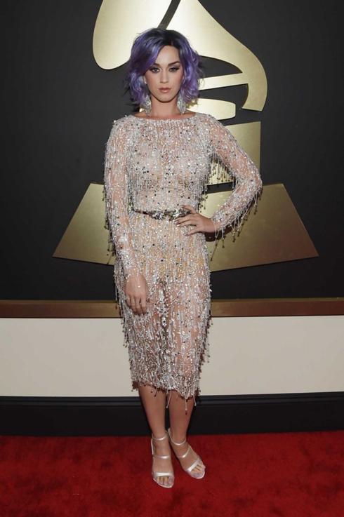 Katy Perry mặc đầm Zuhair Murad