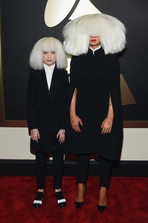Maddie Ziegler và Sia