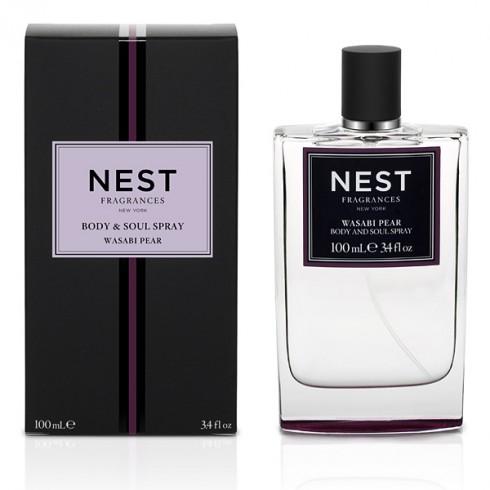 Nest Body & Soul Sprays Wasabi