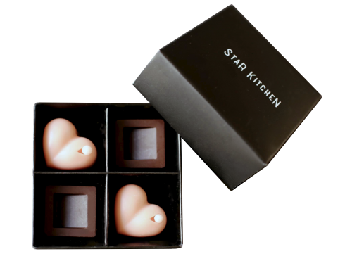 Shiseido chocolate
