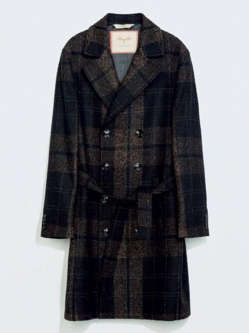 Áo khoác mùa đông kiểu polo