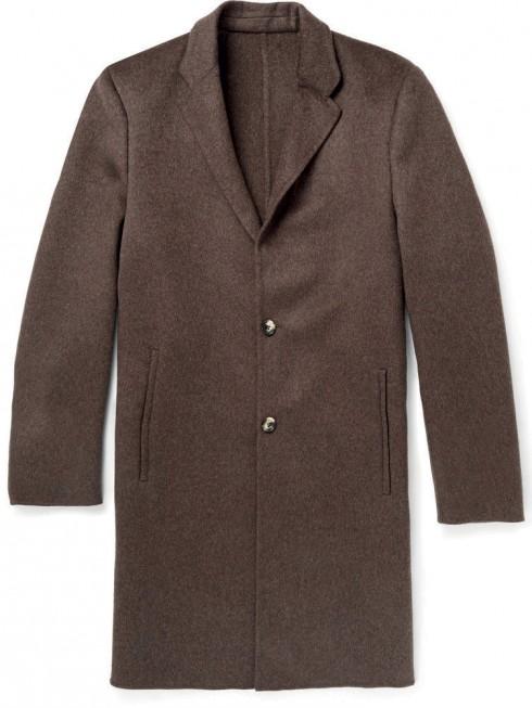 áo khoác mùa đông kiểu áo choàng ngày thường