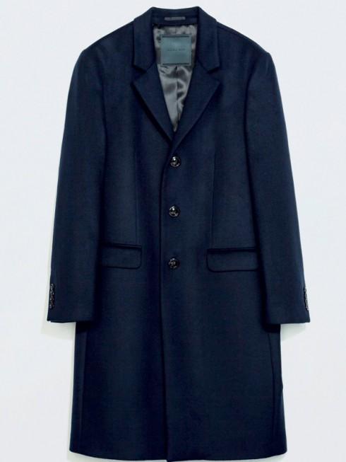 Áo khoác mùa đông kiểu chesterfield