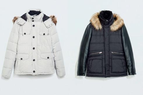 áo khoác mùa đông kiểu parka