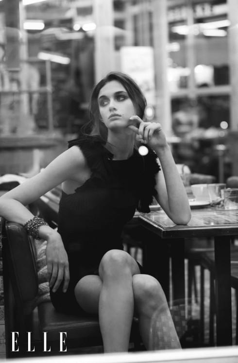Đầm Isabel Marant, Vòng tay Chanel