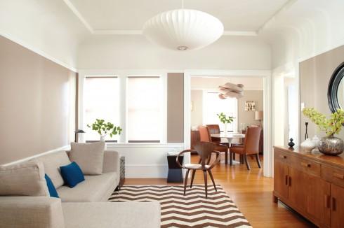 Trang trí nhà cho không gian hẹp