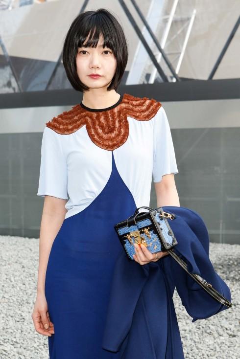 Diễn viên Hàn Quốc Bae Doona