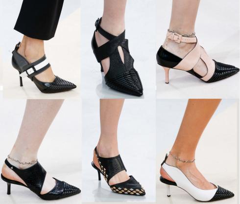 Giày Louis Vuitton Thu Đông 2015