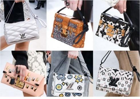 Túi xách Louis Vuitton Petite Malle