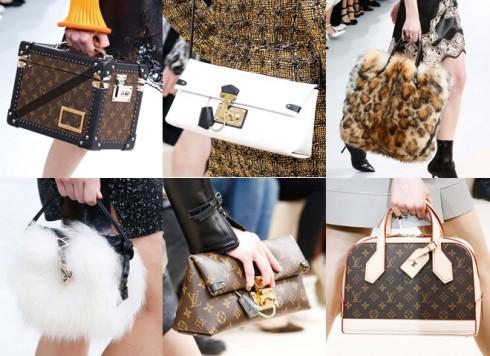 Túi xách Louis Vuitton Thu Đông 2015